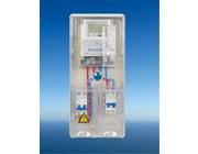 TS-HBD1单相一户电表箱(卡)